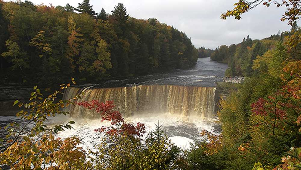 Tahquamenon Falls State Park Michigan