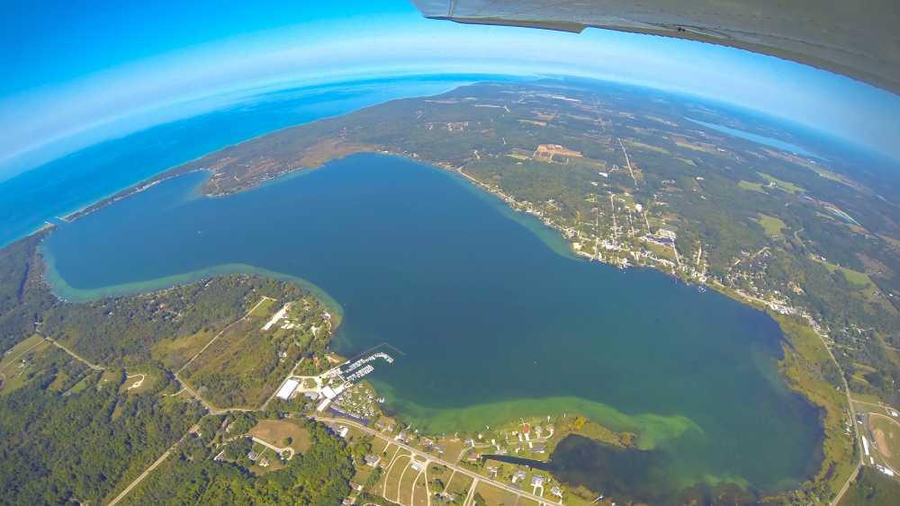 Orchard Beach Aviation Sightseeing Airplane Rides   Michigan
