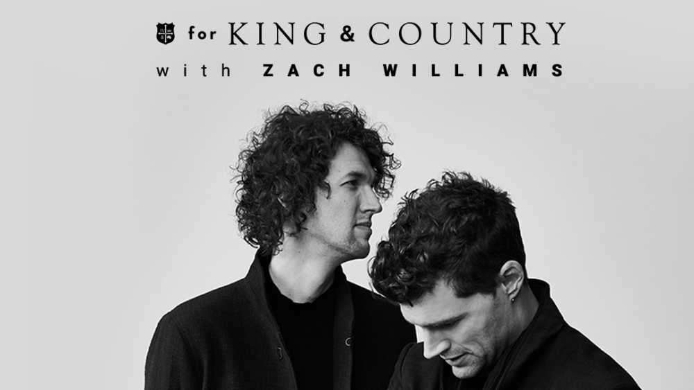 event dates - For King And Country Christmas