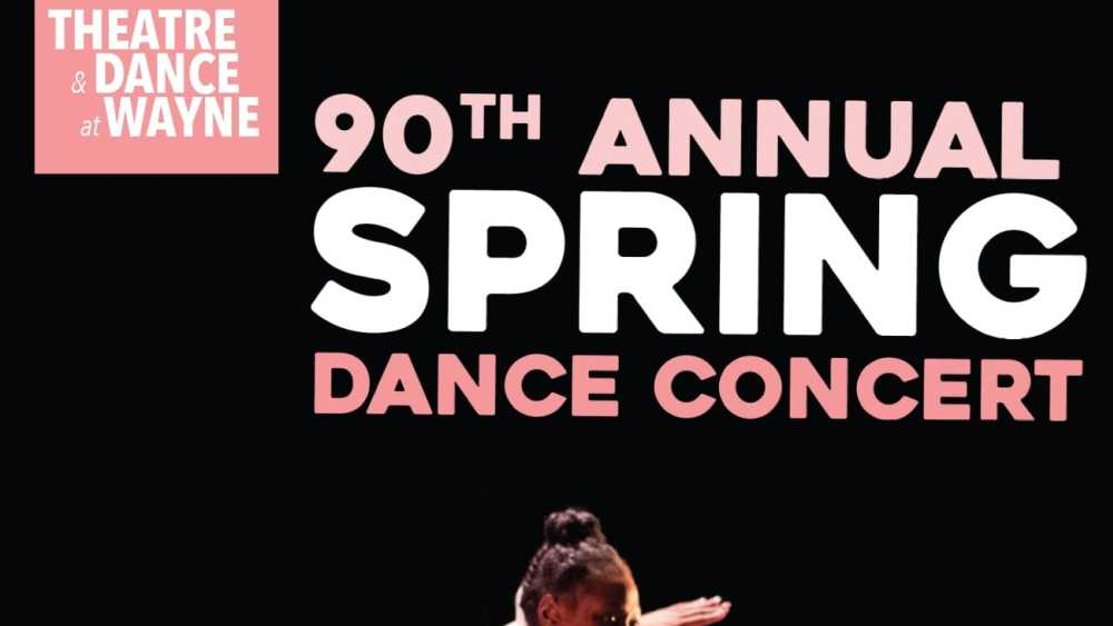 90th Annual Spring Dance Concert