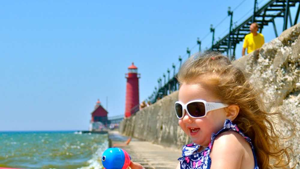 Grand Haven Lighthouses - Photo credit: Tototoo Photo