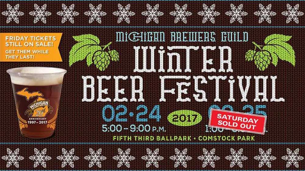 12th annual winter beer festival michigan. Black Bedroom Furniture Sets. Home Design Ideas