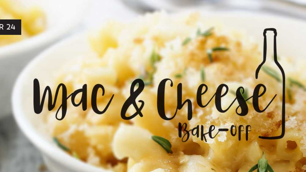 Great Mac & Cheese Bake-Off