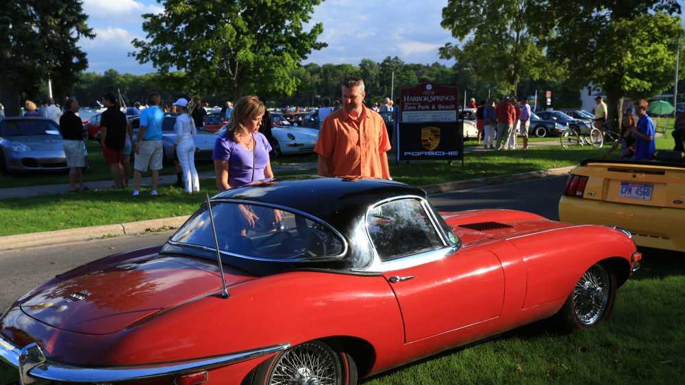 Harbor Springs Car Festival | Michigan
