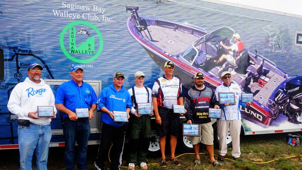 Saginaw Bay Walleye Cup