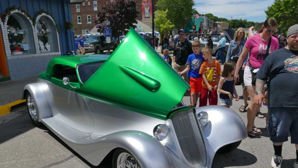 St Ignace Car Shows