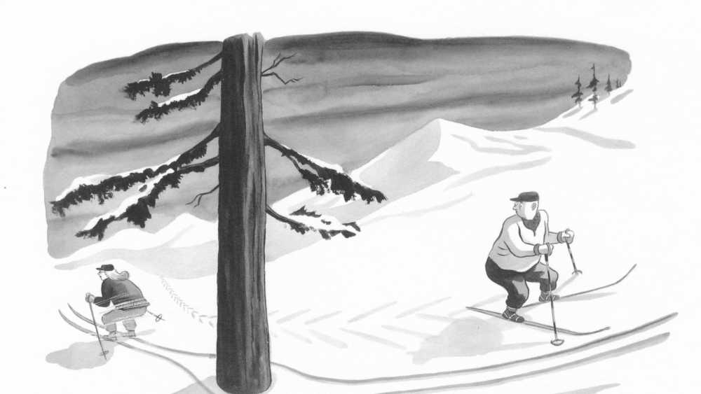 Charles Addams: Friends and Family - Photo 1