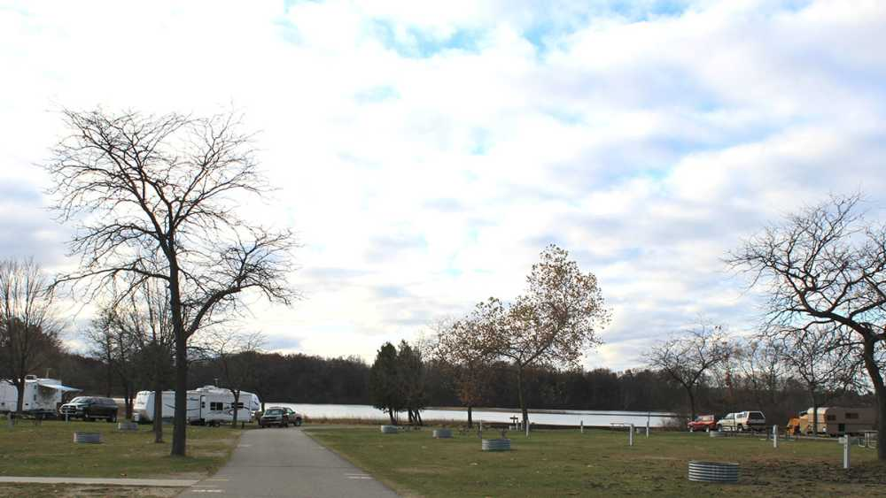 Bishop Lake campground