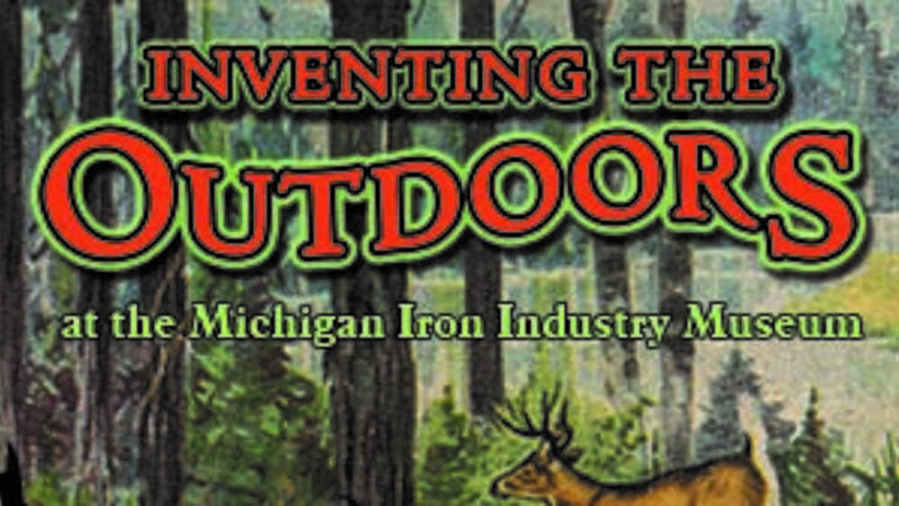 Michigan Iron Industry Museum - Inventing the Outdoors logo