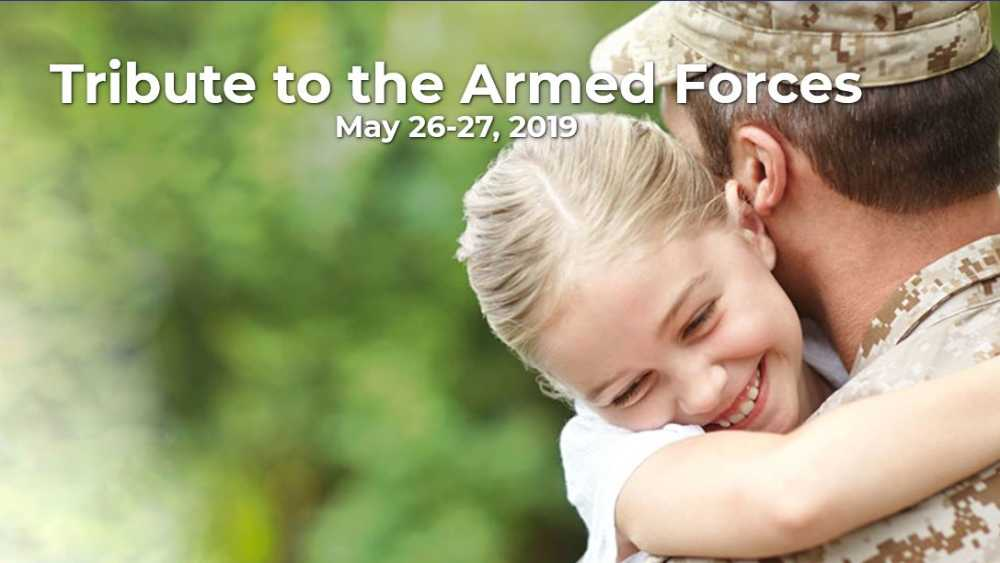 Tribute to the Armed Forces 2019