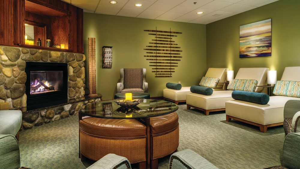 Spa Grand Traverse Relaxation Room