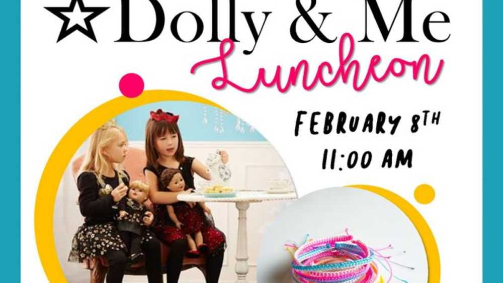 Dolly & Me Luncheon - Photo 1
