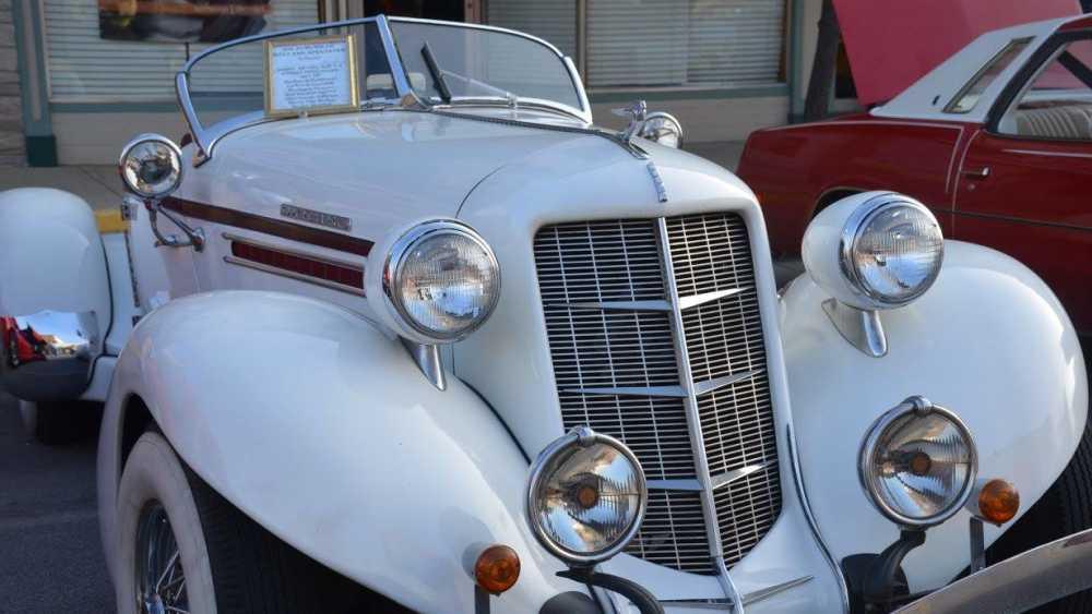 Paw Paw Days Classic Car Show | Michigan
