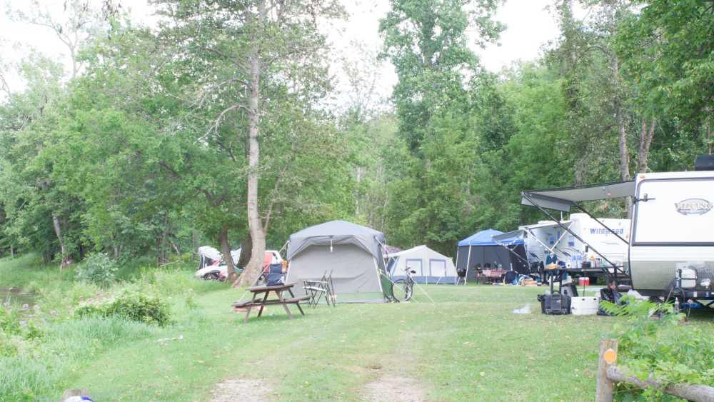 Crystal Creek Campgrounds | Michigan