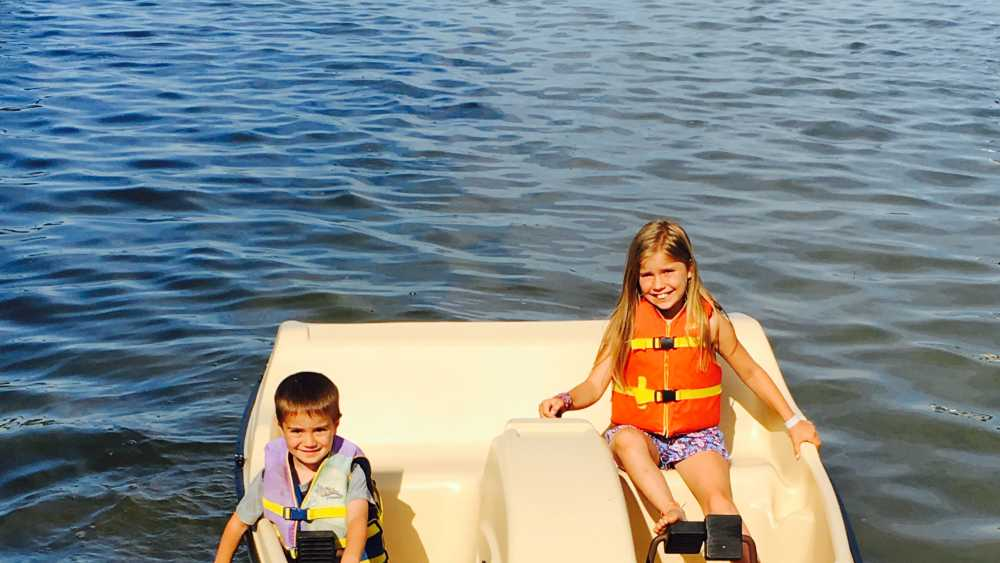 Paddle Boat and Paddle Board Rentals