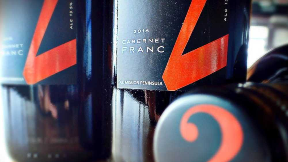 Winter Warm Up with 2016 Cabernet Franc