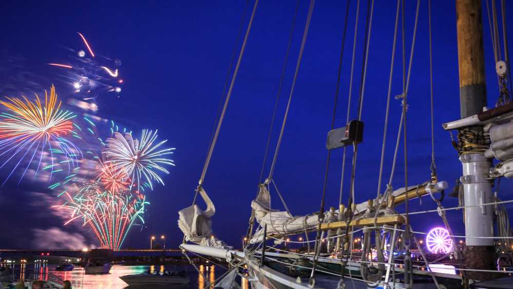 Bay City Fireworks - Boats With Fireworks In Backdrop 1.jpg