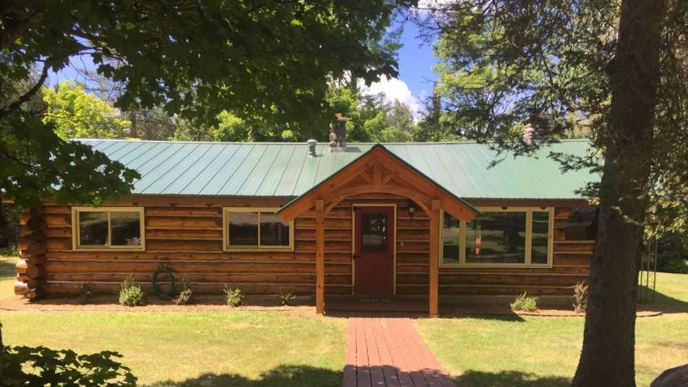 Simpler Times Cabin Michigan