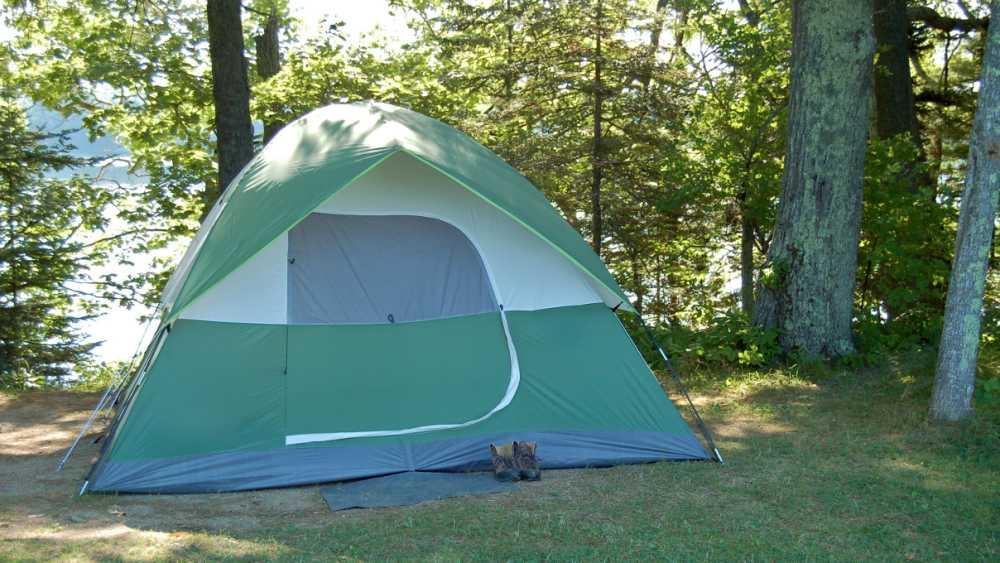 Big Bear Lake State Forest Campground | Michigan
