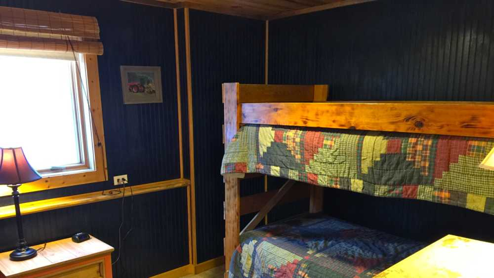 One of two Bunk Bed Rooms