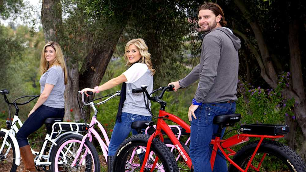 Pedego Bike Models on Bikes.jpg
