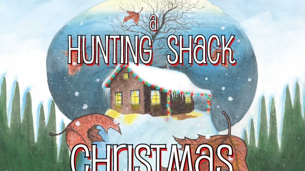 A Hunting Shack Christmas by Jessica Lind Peterson