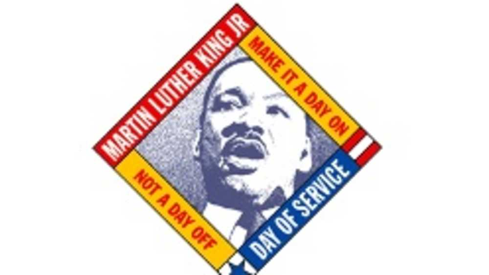 MLK Day of Service icon