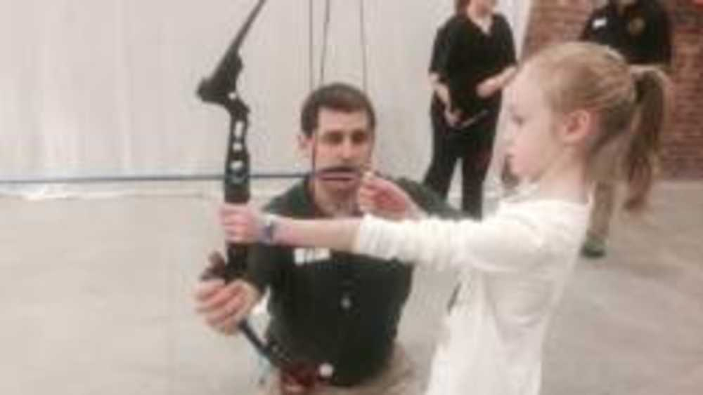 Archery 101 Class Begins | Michigan