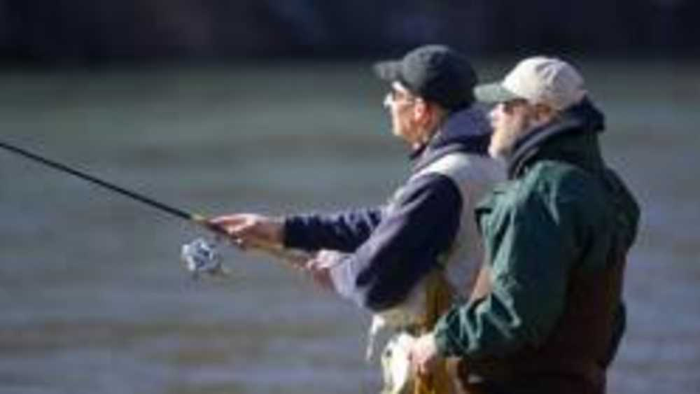 steelhead fishing clinic