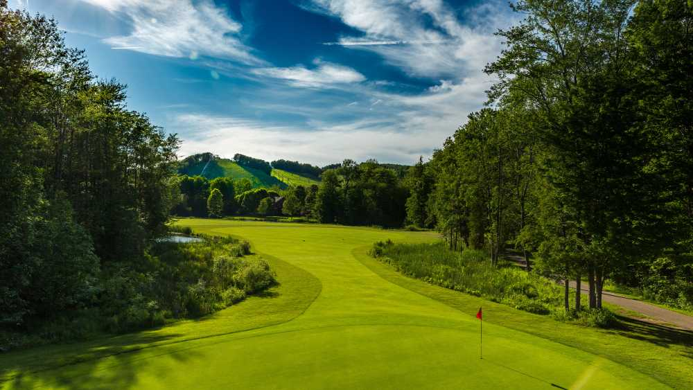 Crystal Mountain: Betsie Valley Golf Course - Photo 3