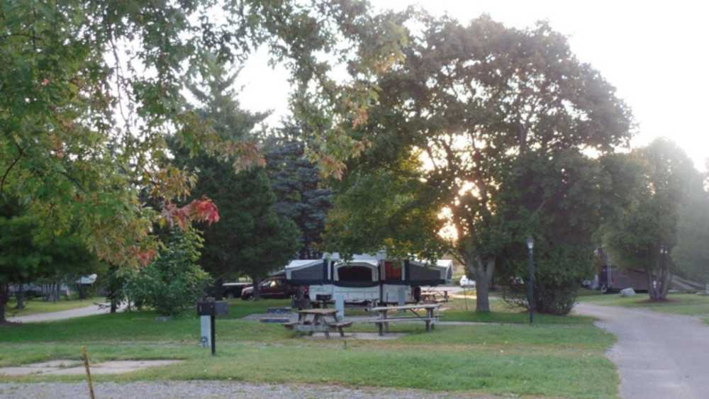 Four Seasons Rv >> Four Seasons Rv Park Michigan