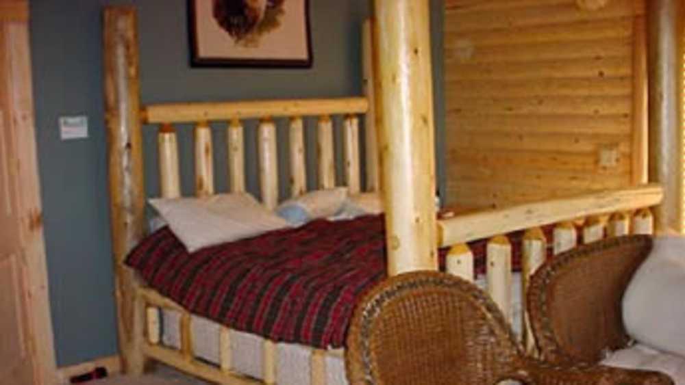Modoc Log Furniture Michigan, Log Furniture Michigan