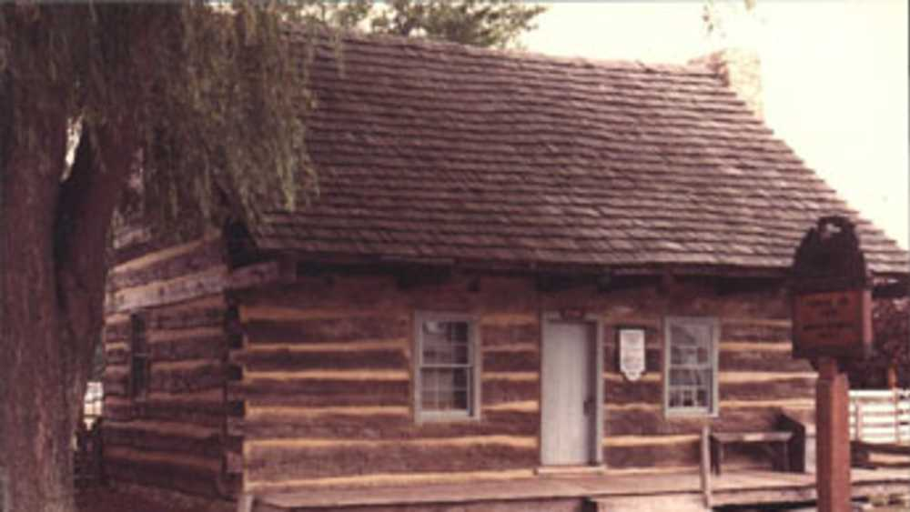 Eby Log Cabin | Michigan