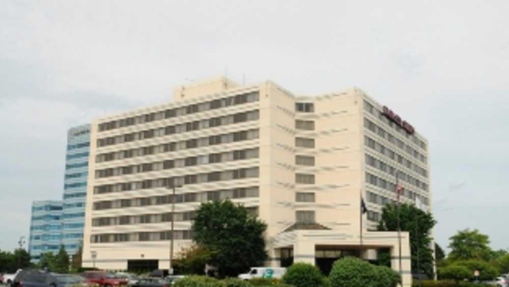 Embassy Suites Detroit Southfield Michigan