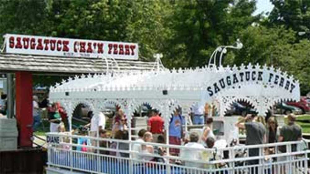 Saugatuck Chain Ferry - Photo 1