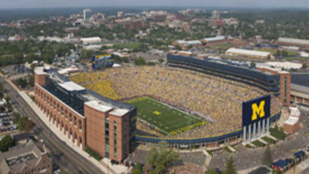 University of Michigan Football Stadium - Photo 1