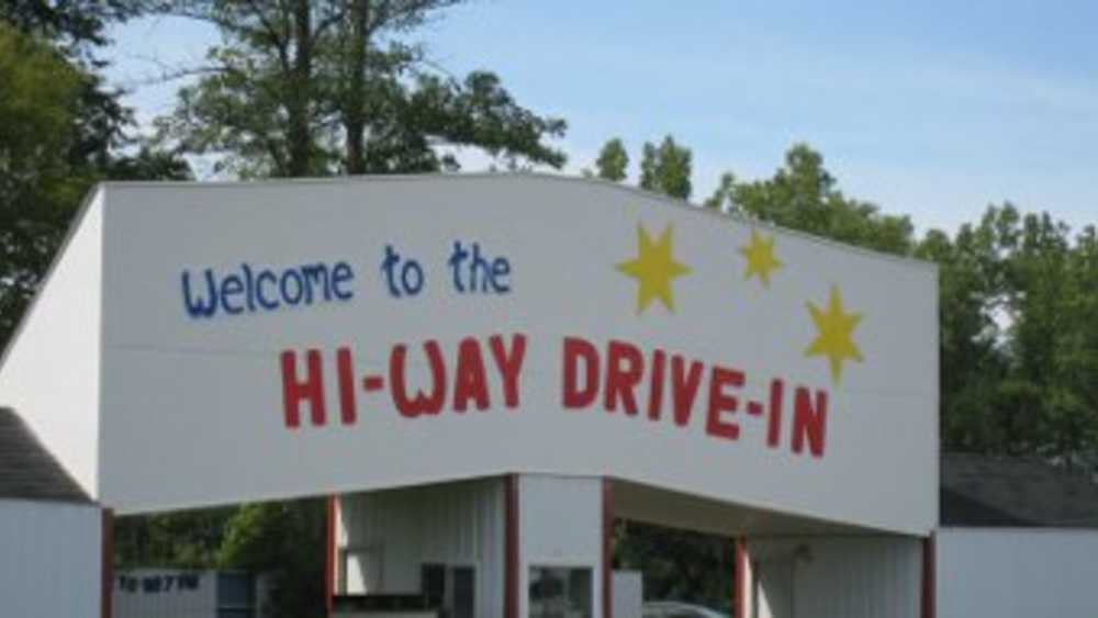 Photo Courtesy of Hi-Way Drive-In Theater