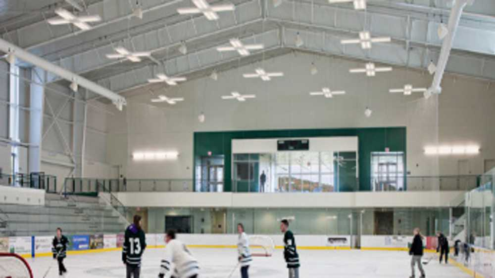 Plymouth Cultural Center Ice Arena Michigan