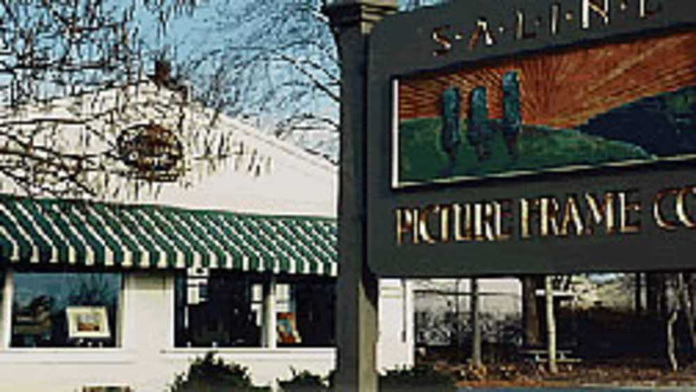 Saline Picture Frame Company | Michigan