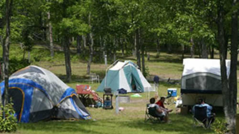 Elkwood Campground Michigan