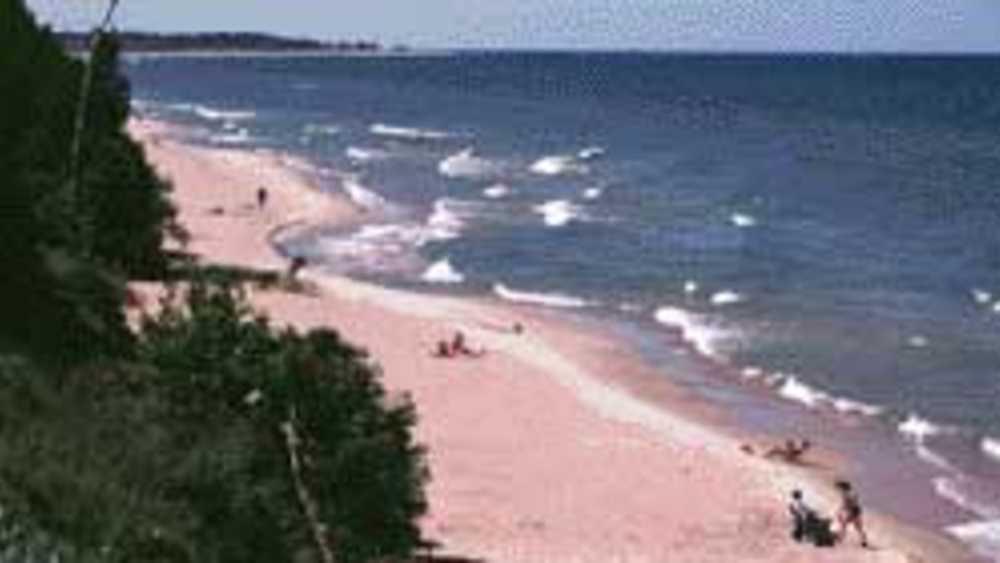 Orchard Beach State Park Michigan