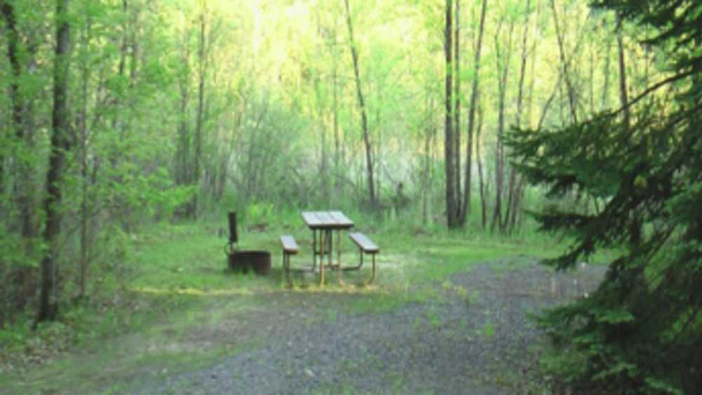 Black River State Forest Campground Michigan