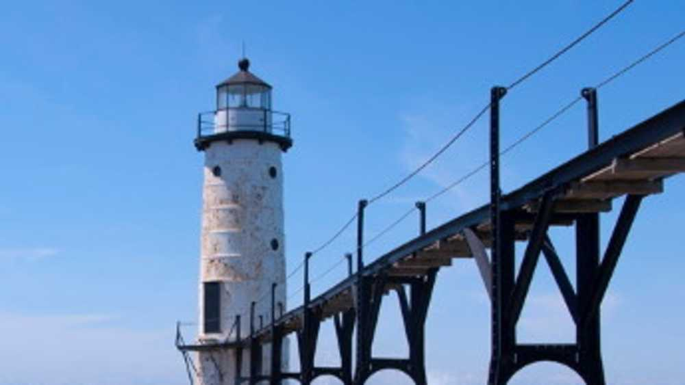 Manistee North Pierhead Lighthouse - Photo 1