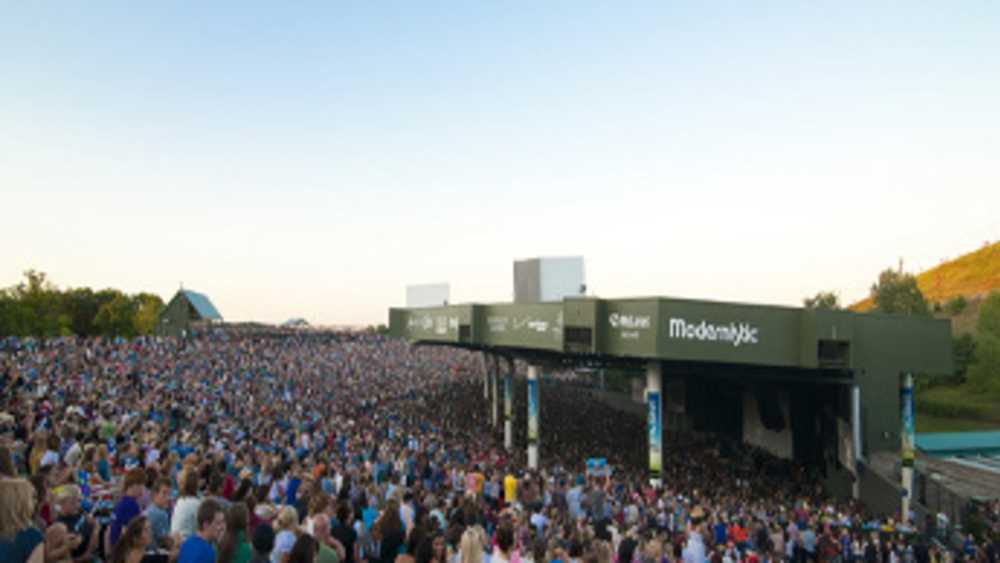 DTE Energy Music Theatre - Photo 1
