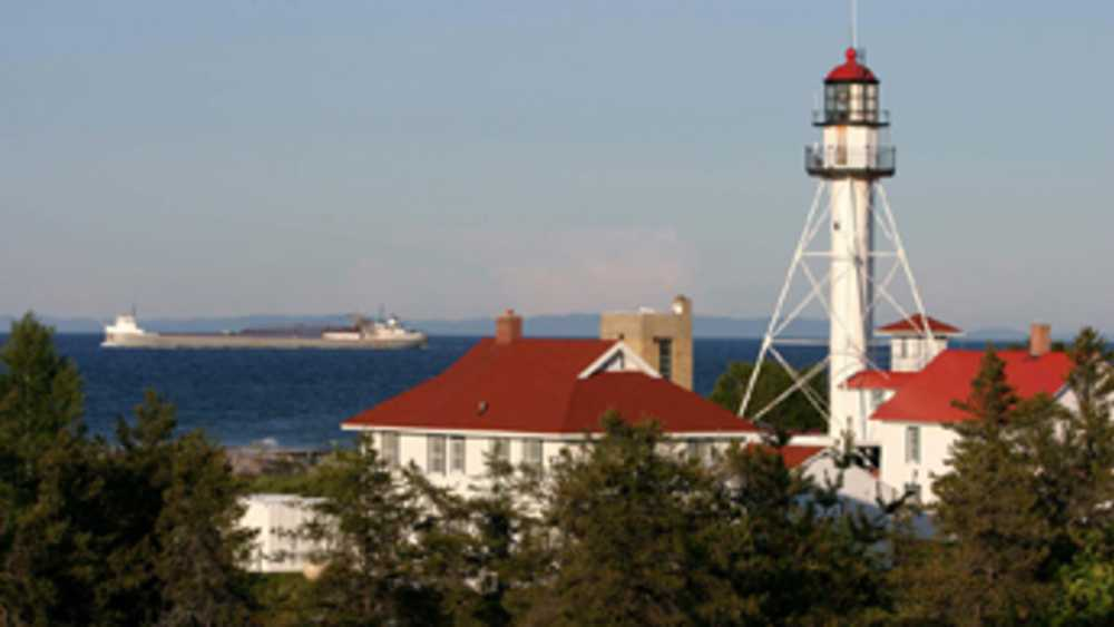 Great Lakes Shipwreck Museum & Whitefish Point Light Station