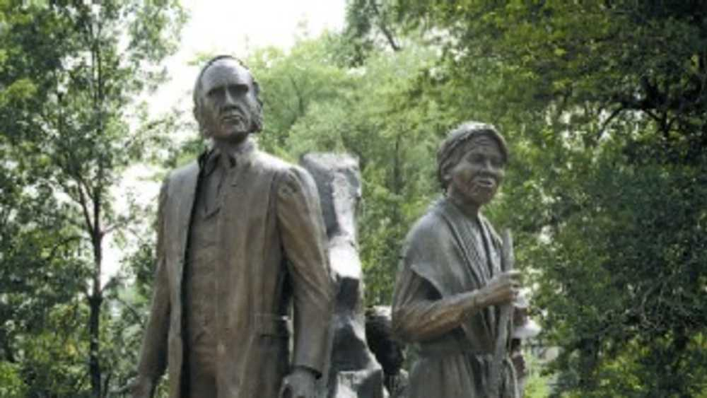 Underground Railroad Sculpture - Photo 1