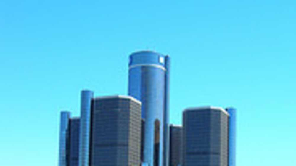 GM Renaissance Center - Photo 1