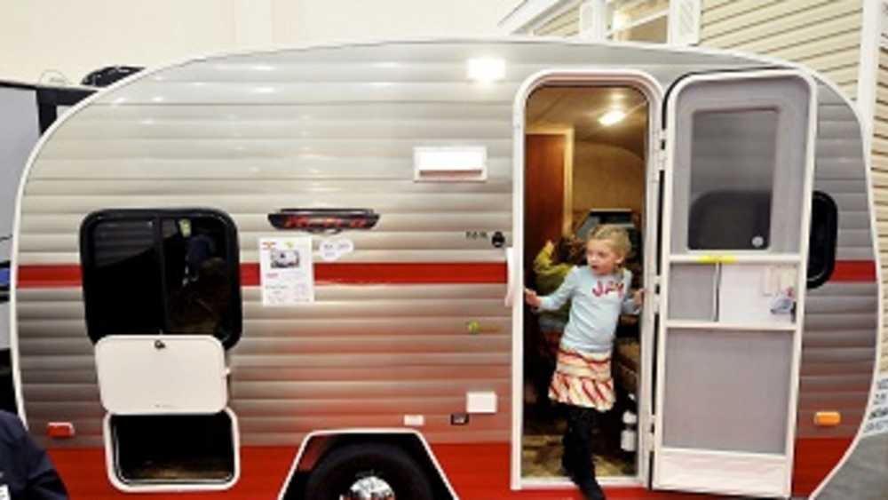 Grand Rapids Camper Travel & RV Show at DeVos Place