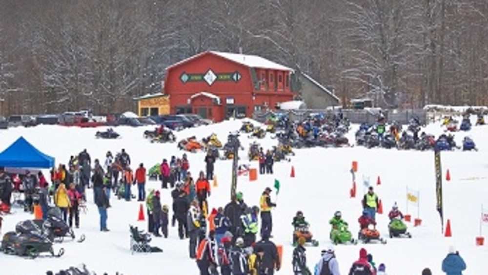 6th Annual Coyote Cup Youth Snowmobile Race