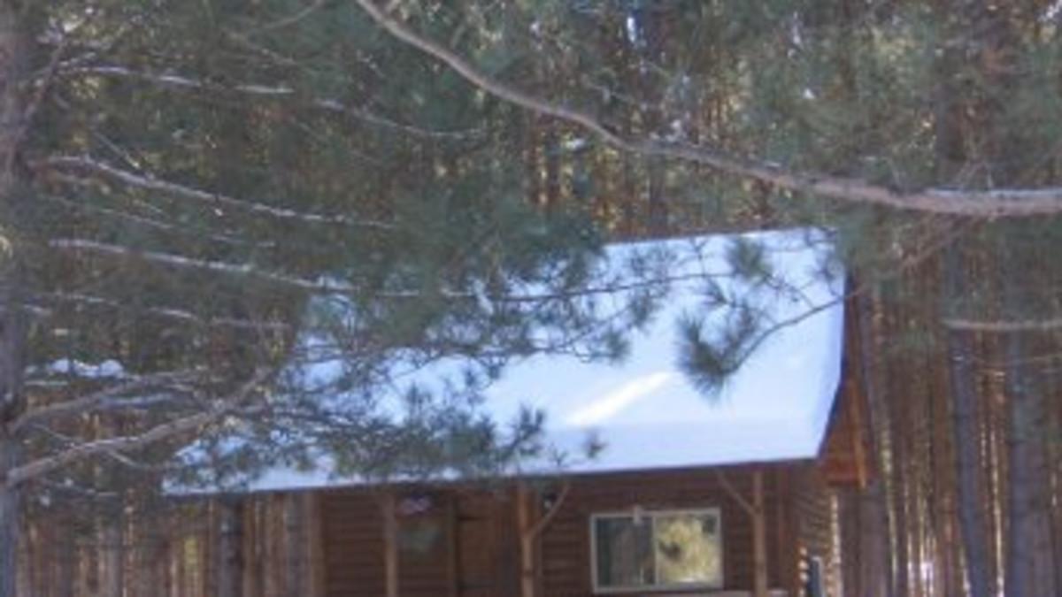 Rustic Rafters Cabins Amp Camping Michigan